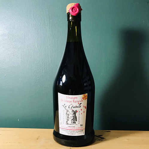 Vinaigre de vieux banyuls rouge 50cl