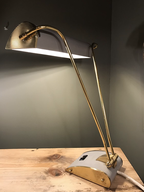 Lampe de bureau, années 60