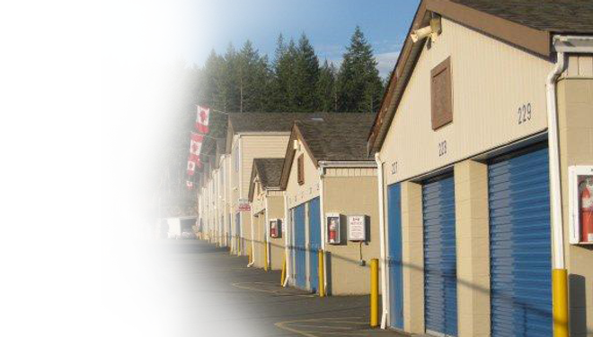easy access storage units, langford, BC, Victoria, BC