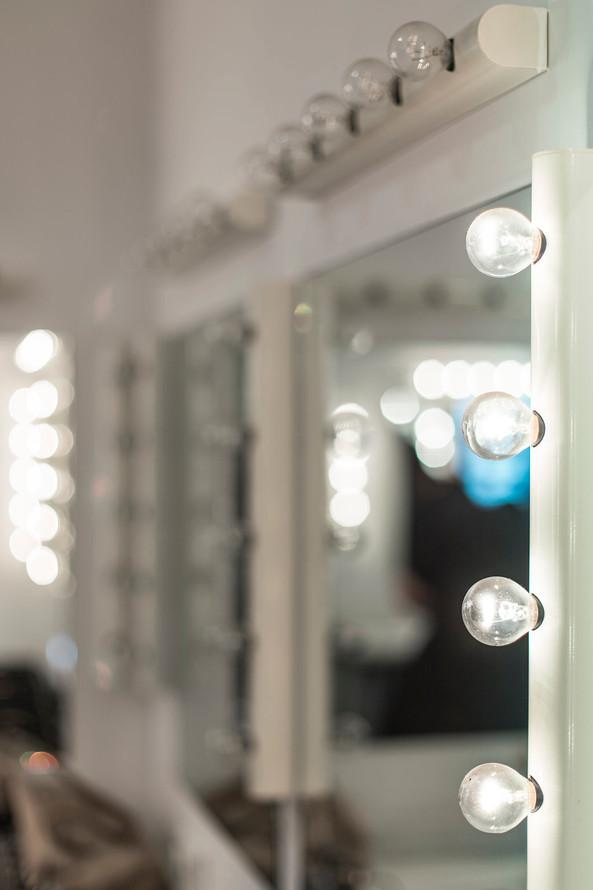 Backstage y camerinos Don Giovanni 2019