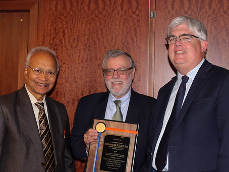 UF Department of Anesthesiology Hosts Second Annual Modell/Shah Lecture
