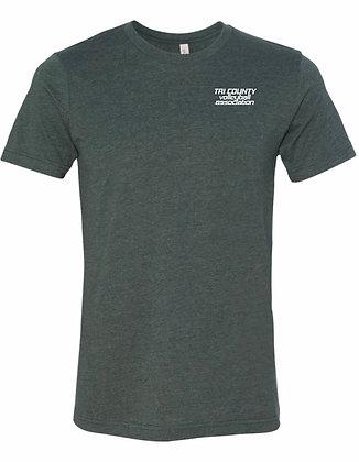 Dark Green TCVA Shirt