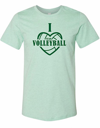 Light Green TCVA Shirt