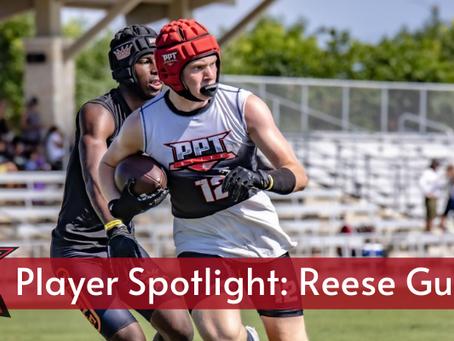 PPT Elite Player Spotlight: Reese Gunby
