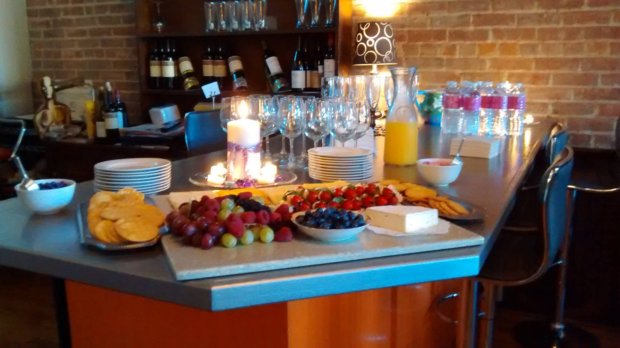 fruit and cheese platter on bar.jpg
