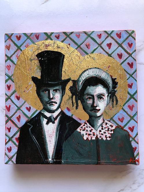 Williams and Amelia, 1860