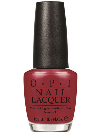 OPI - Got the Blues for Red