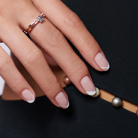 Nail Art Tutorial - Cuff Link Up