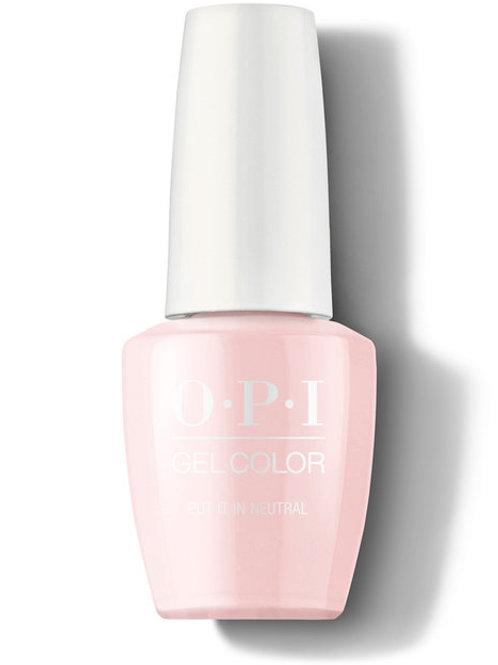 OPI Gel - Put it in Neutral