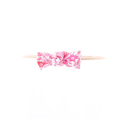 Liberty Knot Soft Hairband - Vintage Pinks