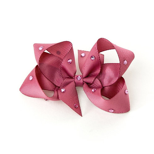 Medium Bow - Colonial Rose