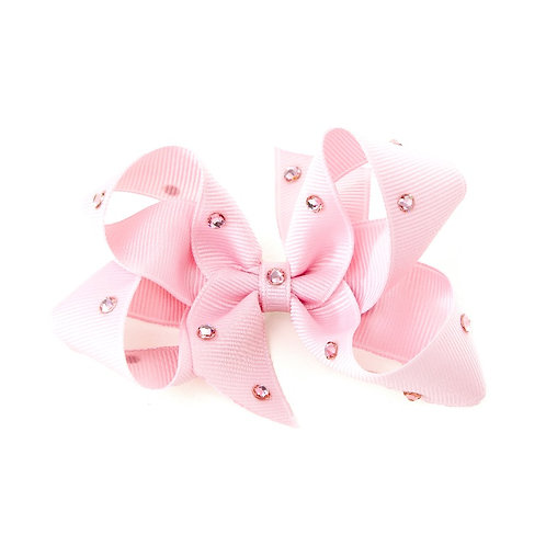 Medium Bow - Pearl Pink