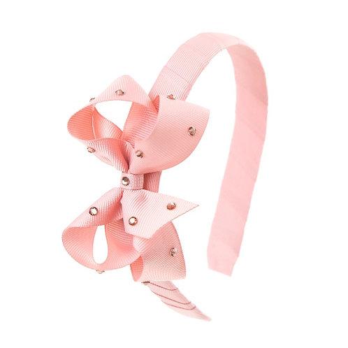Bow Hairband - Sweet Nectar