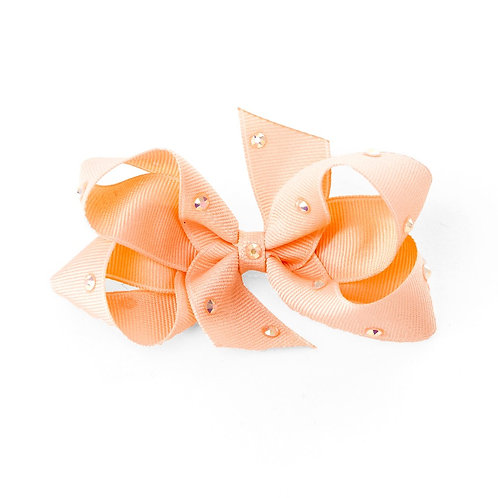 Medium Bow - Petal Peach