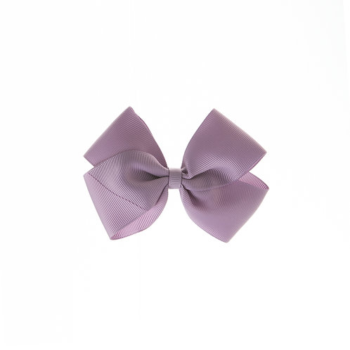 Medium London Bow Hair Tie - Fresco