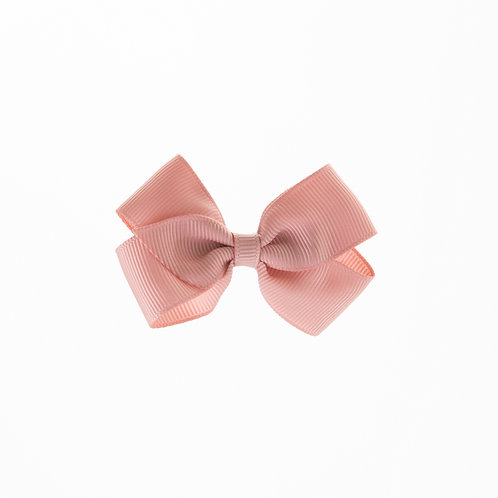 Small London Bow Hair Tie - Sweet Nectar