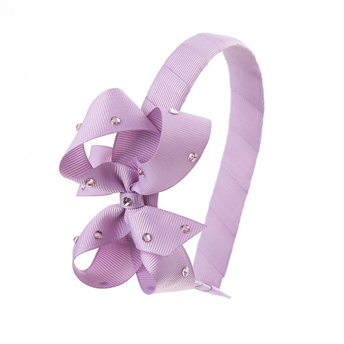 Bow Hairband - Fresco