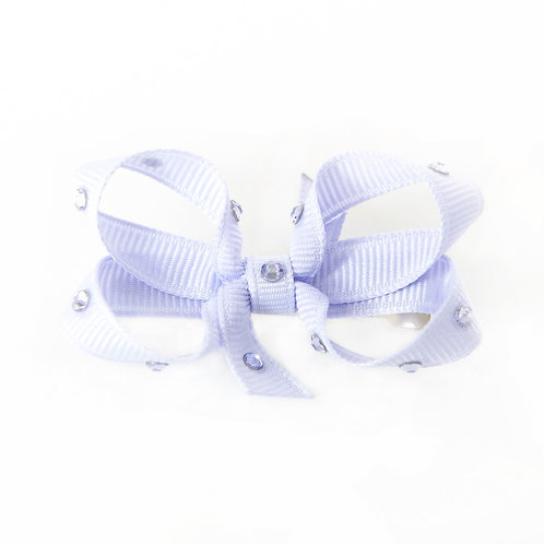 Small Bow - Lilac Mist