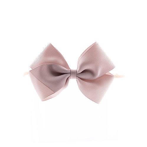 Medium London Bow Soft Headband - Carmandy