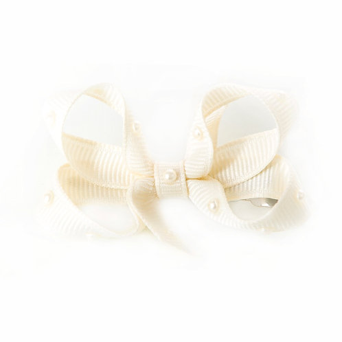 Small Bow - Ivory
