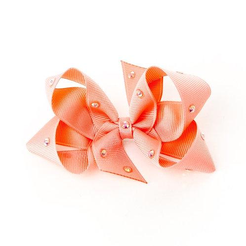 Medium Bow - Coral