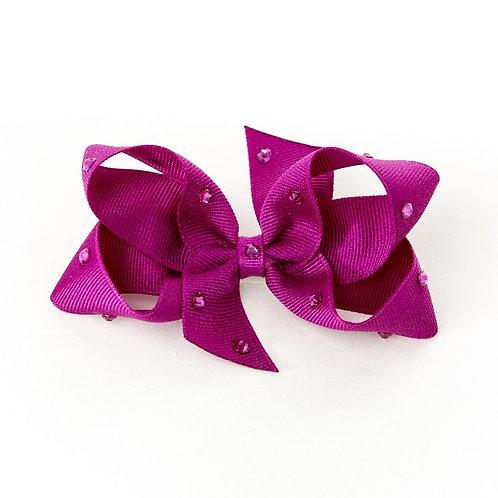 Medium Bow - Festive Fuchsia