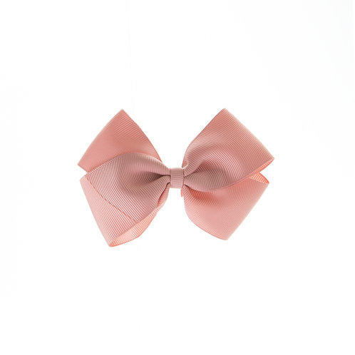 Medium London Bow Hair Tie - Sweet Nectar