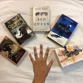 Five Finger Challenge