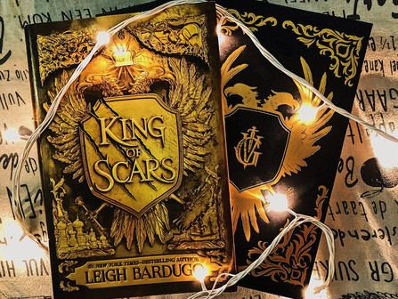King of Scars - Non Spoiler Review