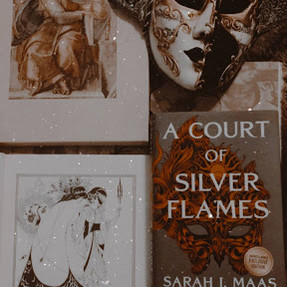 Thoughts While Reading: A Court of Silver Flames