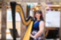 Rosie with harp.jpg