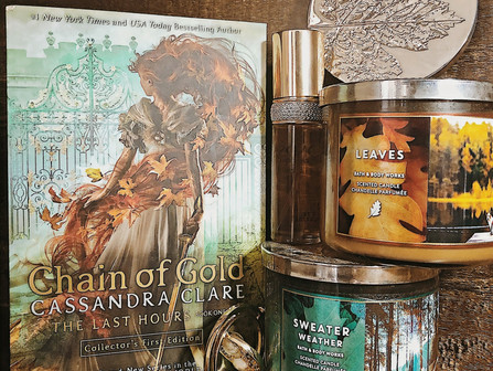 Chain of Gold   Non-Spoiler Review