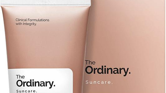 The Ordinary Mineral UV Filters SPF 15