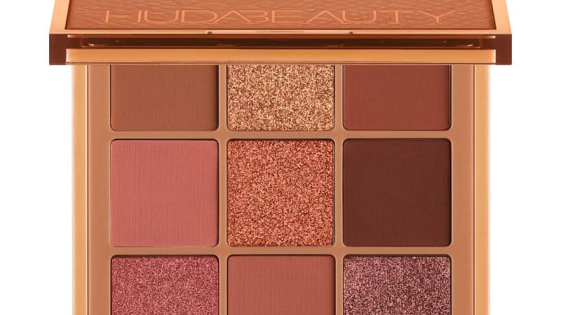 Huda Beauty Nude Eyeshadow Palette Medium