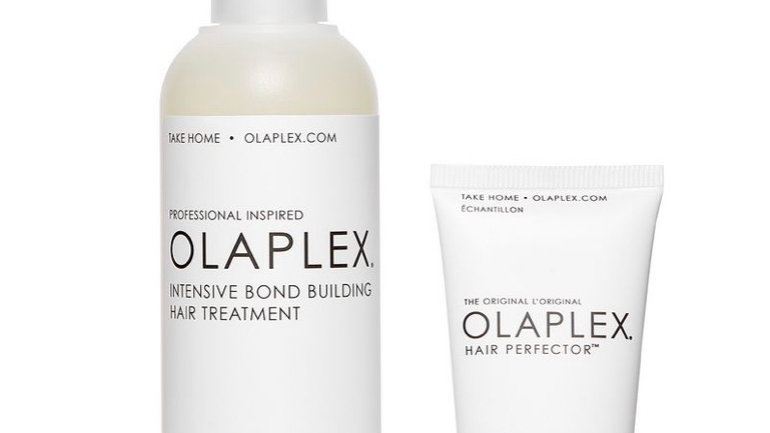 Olaplex No 0 Intensive Bond Building Hair Treatment Kit