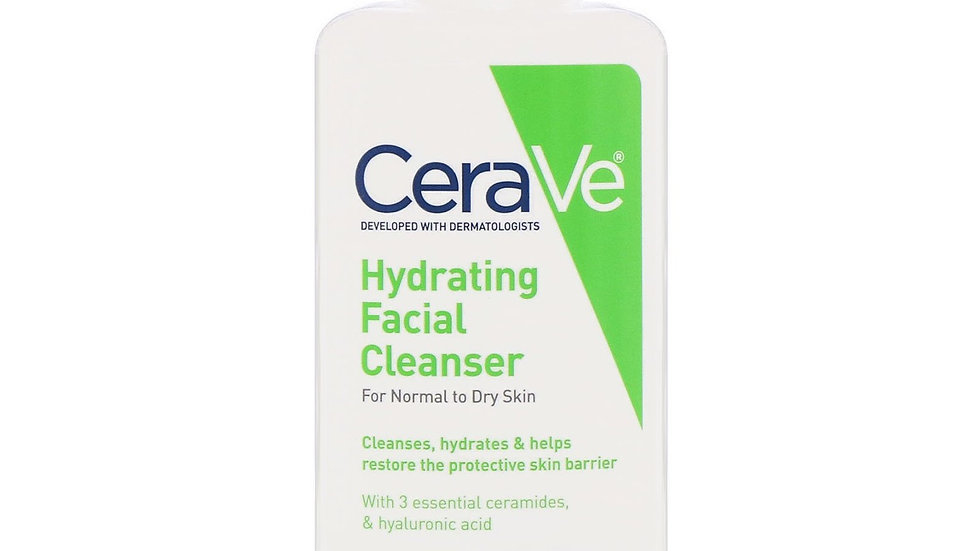 CeraVe Hydrating Facial Cleanser 87ml