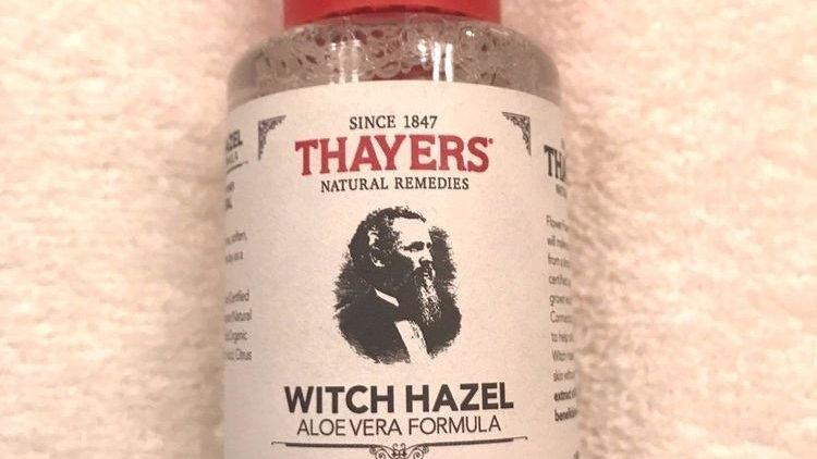 Thayer's Witch Hazel Rose Petal Mini
