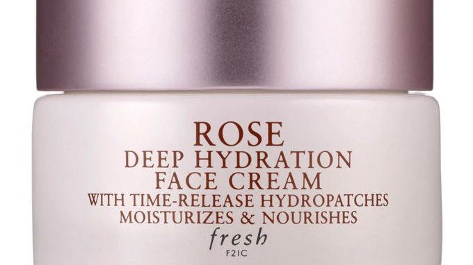 Fresh Rose Deep Hydration Face Cream 15ml