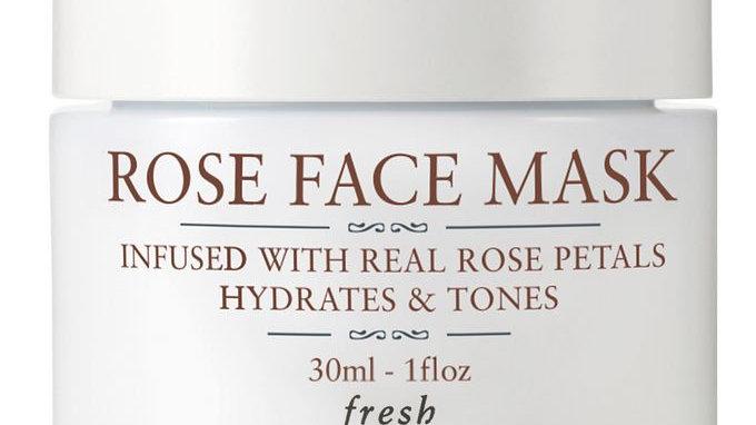Fresh Rose Face Mask 30ml