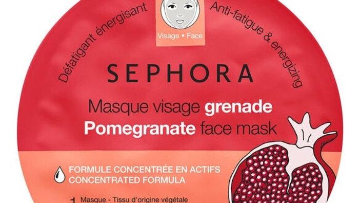 Sephora Pomegranate Face Mask