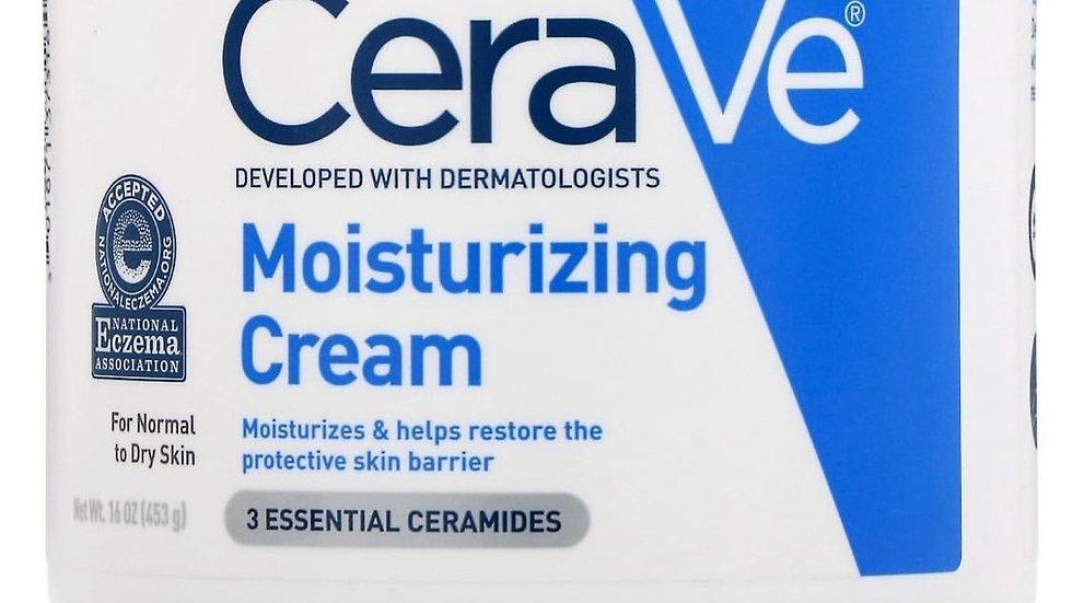 CeraVe Moisturizing Cream Bottle