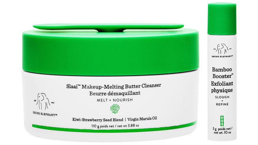 Drunk Elephant Slaai Makeup-Melting Butter Cleanser