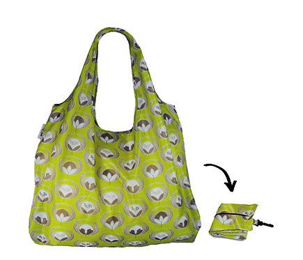 XL Lifestyle Shopper - Flower Power Olive
