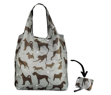 Lifestyle Shopper - I Love Dogs Steel