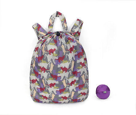 Ultra Lite Backpack - Kitty Cat