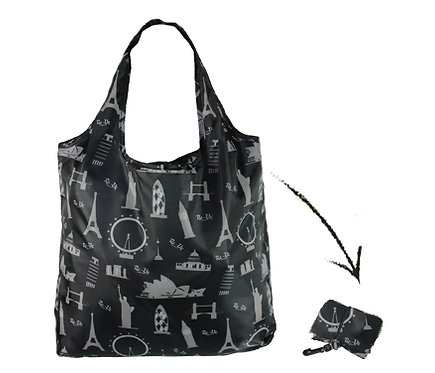 Lifestyle Shopper - Travel Time Black