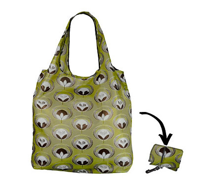 Lifestyle Shopper - Flower Power Olive