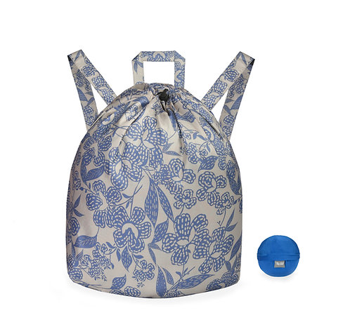 Ultra Lite Backpack - Porcelain Print