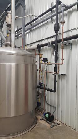 Mash Cooling Loop Design Build