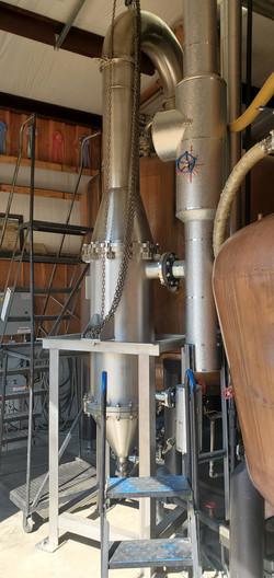 2MMBTUH Distiller Re-Boiler Design Build